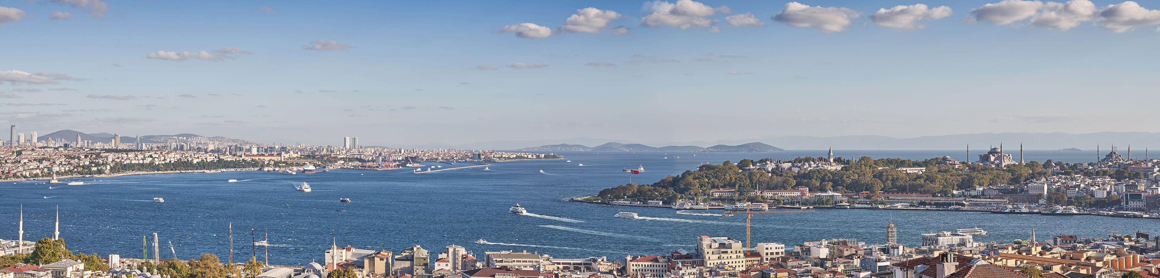 İstanbul Manzara Banner